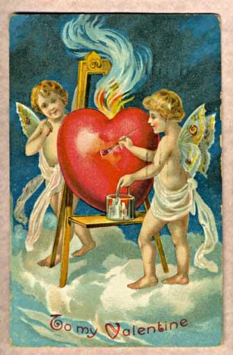 Antique_Valentine_1909